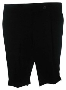 Jaclyn Smith Capris Black