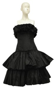 Victor Costa New Formal Ruffled Size 6 Dress