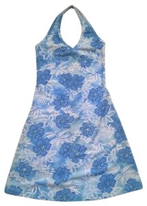 Ocean Drive Clothing short dress Patterned blue on Tradesy