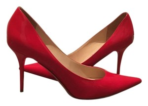 Jimmy Choo Red Sexy Red/Orange Pumps