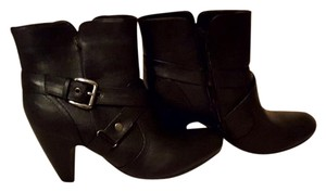 Lane Bryant Fall Black Boots