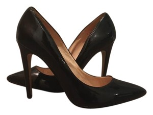 ALDO Patent Leather Pigalle Louboutin Black Pumps