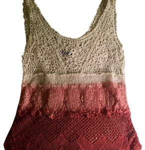 American Eagle Outfitters Top Ombre