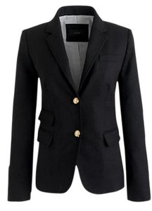J.Crew Workwear Black Blazer