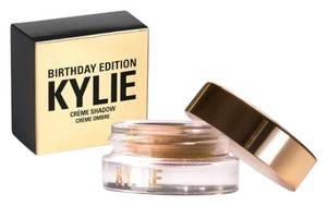 Kylie Cosmetics Kylie Cosmetics Gold Birthday Collection Copper Creme Eye Shadow Gold