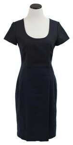 Club Monaco short dress Navy on Tradesy