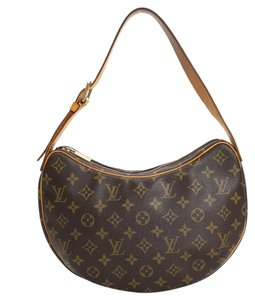 Louis Vuitton Lv Vintage Leather Baguette