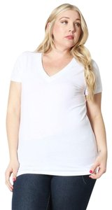Zenana Outfitter T Shirt White