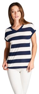 DNA Couture T Shirt Navy