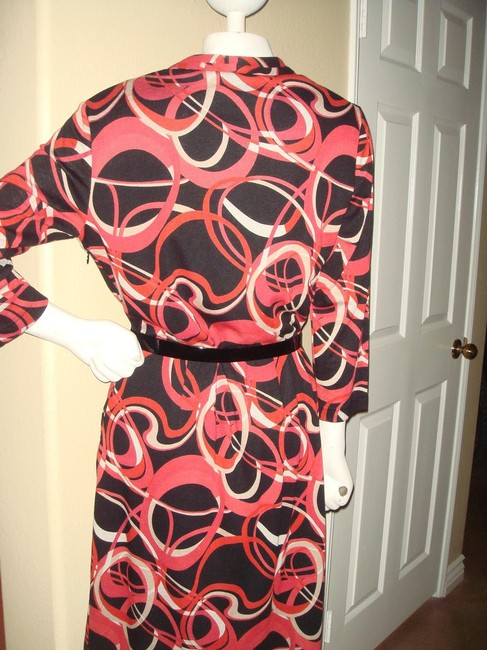 Other Geometric Print And Prints And Long Dress Image 4