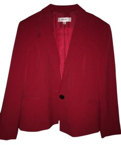 Jones New York Red suit jacket only