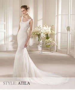 St. Patrick Atila/pb5 Wedding Dress