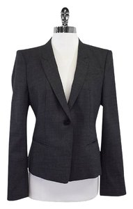 Hugo Boss Grey Wool Jacket