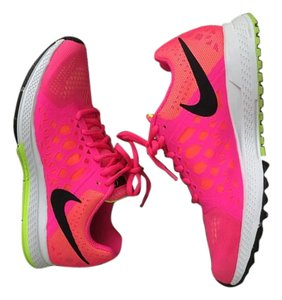 Nike Neon pink and green Athletic