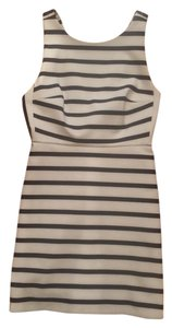 Zara Striped Nautical Summer Mini Dress