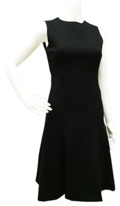Akris Punto short dress Black 02640380 A Line Sleeveless on Tradesy