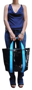 Marc by Marc Jacobs Purse Tote in Black Blue