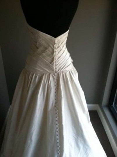Martina Liana Silk Candelight 360 Wedding Dress Size 14 (L)
