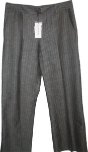 Calvin Klein Wide Leg Pants Gray