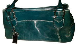 Giani Bernini Satchel in TURQUOISE