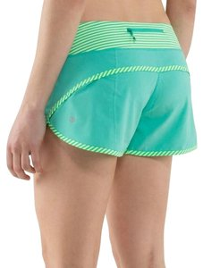 Lululemon Run Speed Speed Bali Breeze BABZ/SPBB Shorts