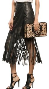 Tamara Mellon Skirt Black