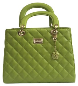 St. John Satchel in Green