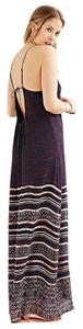 MULTI COLOR Maxi Dress by Urban Outfitters Tiles For Miles Maxi