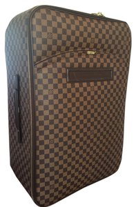 Louis Vuitton Luggage Travel Monogram Damier Ebene Travel Bag