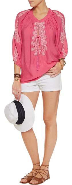 Item - Pink Fatima Top Cover-up/Sarong Size OS (one size)