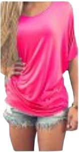 Other T Shirt Hot pink