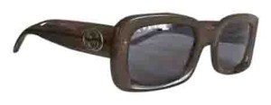 Gucci Great pair of Gucci sunglasses olive brown lenses