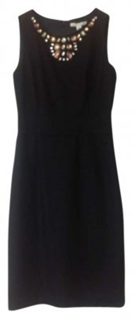 Preload https://item1.tradesy.com/images/banana-republic-black-knee-length-cocktail-dress-size-2-xs-187110-0-0.jpg?width=400&height=650