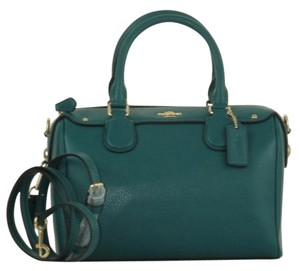 Coach Mini Bennett Satchel in Atlantic