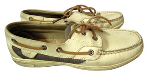 Sperry Topsiders Deck light beige Flats