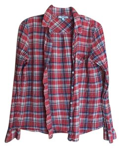 Madewell Jcrew Fall Button Down Shirt