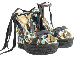 Christian Louboutin 20th Anniversary Wedges