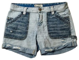 Free People Cuffed Shorts