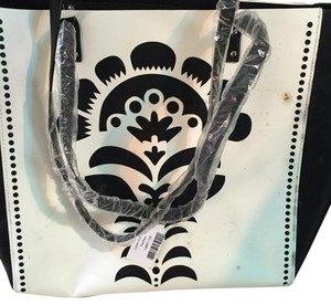 Vera Bradley Tote in Black & White