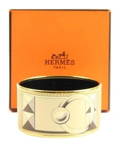 Hermès Chien Bangle Thick XL 72HERA812