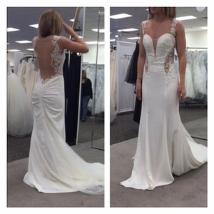 Galina Swg725 Wedding Dress