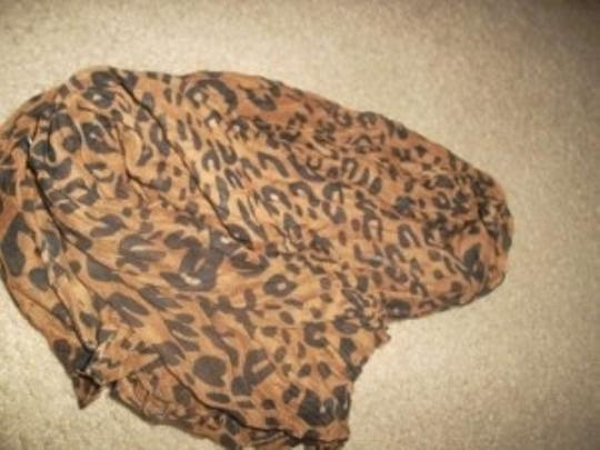 Other NWOT Animal Print Scarf