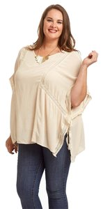 PinkBlush Xl 1x Audrysboutique Top Beige