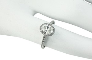 Tiffany & Co. * Tiffany & Co Engagement Diamond Platinum Ring