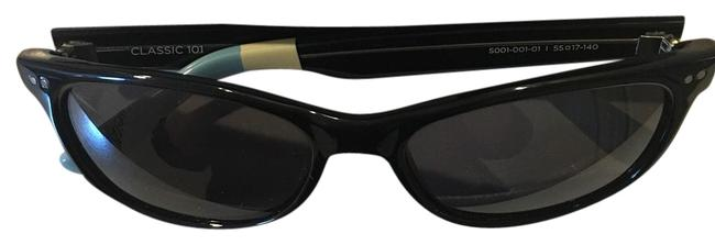 Item - Black One For One Sunglasses