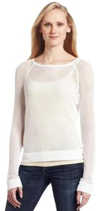 525 America Crochet Knit Sweater