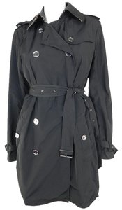 Burberry Brit Trench Belted Trench Coat