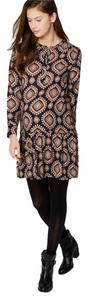 Ann Taylor LOFT Maternity Medallion Flippy Shirtdress #388007