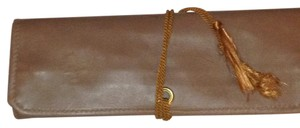 Amity Amity Leather Jewelry Roll