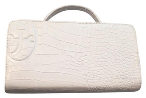 JC de Castelbajac White Clutch